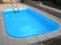 Výroba z plastů Bazény převoz